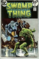 Swamp Thing #6-1973 vf- Bernie Wrightson The Conclave