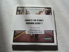 OASIS (What's The Story) Morning Glory 2014 EURO / GERMANY PROMO 3x CD album
