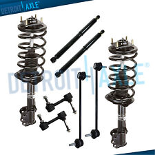 8pc Front Struts Rear Shocks & Sway Bar links 09-11 Ford Escape Mercury Mariner