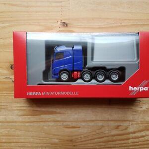 Herpa 304788-005 - 1/87 Volvo Fh Gl. XL Moteur de Camion Lourd - Neuf