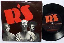 R'S Incredible Humanoid Robot Band 45 Trance PIC SLEEVE 1979 Electro c2443