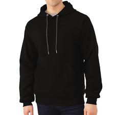 *NEW*  Men's FRUIT OF THE LOOM Eversoft Hoodie NAVY size 2XL