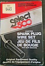 Seleccionar 500 Premium Calidad Personalizado Set #516-6443 Cable de bujía