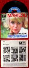 Single Rocco Granata: Marilou (Columbia 23 055) D
