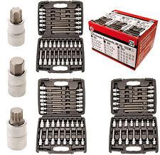 Innen Vielzahn Nüsse Torx Werkzeug Set Steckschlüssel Satz für Inbus Schrauben