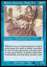 MRM ENGLISH Rayne, Academy Chancellor - Chancelière de l'Académie MTG magic UDS