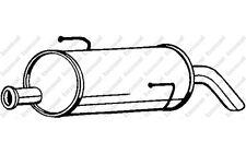 BOSAL Silencioso posterior PEUGEOT 206 190-001