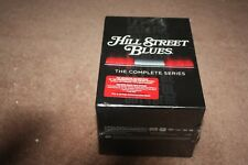 Hill Street Blues: The Complete Series (DVD, 2014, 34-Disc Set) *Brand New*