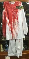 Killjoys Ep105 Female Scientist's Screen Worn Bloody Uniform w/ COA