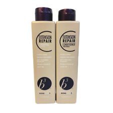 Brazilian Blowout B3 Ionic Extension Repair Shampoo & Conditioner - 12oz Set