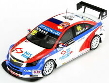 Chevrolet Cruze Dusan Borkovic Hungaroring WTCC 2014 1:43 - S2465