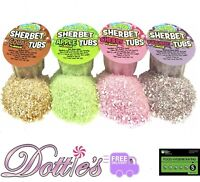 SHERBET TUBS  x10 ind tubs Birthday Party Bag Fillers Free P&P wedding sweets