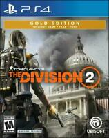 Tom Clancy's The Division 2 Gold Edition Steelbook ( Playstation 4 / PS4 )