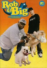 Rob & Big: Complete Seasons 1 & 2 - Uncensored [4 Di (2008, DVD NIEUW)4 DISC SET