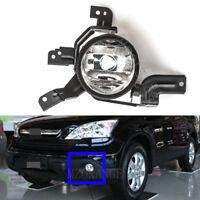 Left Side Front Bumper Fog Driving Light Lamp FOR Honda CRV CR-V 2007 2008 2009