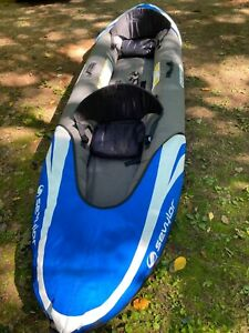 Sevylor Big Basin 3-person Kayak Kayak used twice