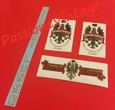 BIANCHI LUSSO  Kit decalcomanie /stickers/adesivi