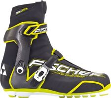 Fischer Cross Country Ski Boots 2015-16 RCS CarbonLite Skating Size 42 New