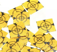 30x30 Retro Survey Targets (Pack of 20 pcs) Adhesive For Total Stations EDM