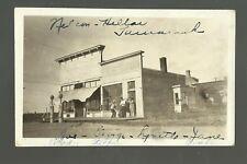 Tamarack MINNESOTA RP c1930 GENERAL STORE Gas Station nr McGregor Wright Barnum