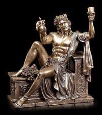 Dionysos Figura - Griego Diós del vino descansa - Dionysus VERONESE Deidad