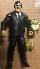 WWE Mattel Elite Hall Of Champions Paul Bearer Action Figure Complete