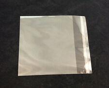 50PCS Clear Self Adhesive Seal Plastic Opp Bags 16cm #22598