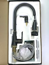 Sanitary Wares Pull Down Kitchen Faucet Sprayer Bronze  - Please Read