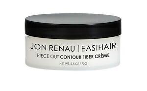 PIECE OUT Contour Fiber Creme JON RENAU 2 oz, Styling Cream Human/Synthetic Wigs