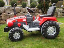 """Elektro Traktor  mit 2 Motoren Turbo-Speed je 12V Traktor """"Top Qualität"""" 460319"""
