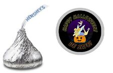 108 TINKERBELL HALLOWEEN HERSHEY KISS LABELS STICKERS BIRTHDAY PARTY FAVORS GIFT