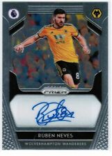 Ruben NEVES 2019 -20 Panini English Premier League Prizm  AUTO