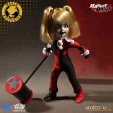 LIVING DEAD DOLLS PRESENTS HARLEY QUINN UNMASKED 2017 SUMMER EXCLUSIVE - MEZCO