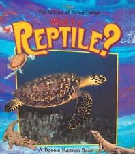 What Is a Reptile? The Science of Living Things