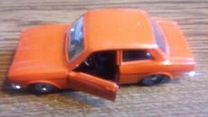 Mebetoys, Mattel, Ford Escort, 1/43, 8551, Made in Italy