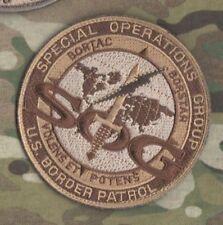 KANDAHAR FBI HRT TRAINING TDY AFGHAN BORTAC Special Operations Group SOG velkrö