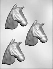 Horse Head Chocolate Candy Mold from CK  #15774 - NEW