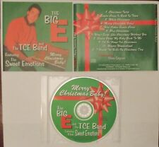cd: THE BIG E & THE TCE BAND - MERRY CHRISTMAS BABY!