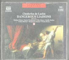 Dangerous Liaisons  by Choderlos de Laclos Audio Cd  read by various artists