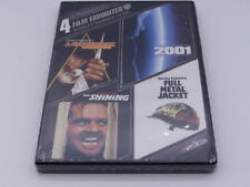 4 FILM FAVORITES STANLEY KUBRICK FILMS DVD NEW