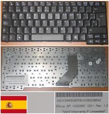 Teclado Qwerty Español LG E200 E300 E210 E310 SP V020967 DK1 AEW34832807 Negro