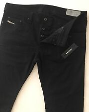 DIESEL Safado NWT Denim regular Slim Straight Made In USA Size 36x32 New $178.00