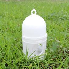 Automatic Bird Waterer Pigeon Drinker Water Dispenser Accessories 1L Capacity