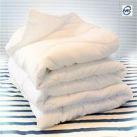 Luxury 4.5 Tog 10.5 Tog Summer Duvet Quilt Bedding Single Double Super King Size