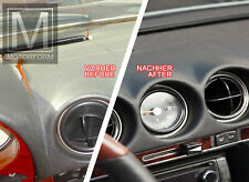 Mercedes W107 Armaturenbrett Restaurierung Überholung 107 SL SLC Neubezug neu