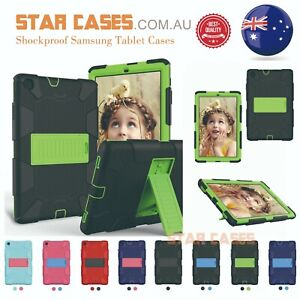Samsung Tab A 2019 8.0 T290/T295 Kids Heavy Duty Shockproof Stand Cover Case