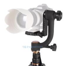 "Q45 360° Professional Gimbal Tripod Head for Camera Telephoto Lens w/ 1/4"" Screw"