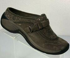 Merrell Women Stone Gray Shoes Encore Side Step Mule Slide US 7, EU 37.5, UK 4.5