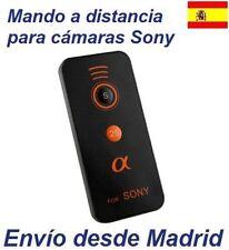 Mando distancia Sony Reflex A550 A560 A580 A700 A850 A900 NEX-5 NEX-5C A55