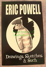 Eric Powell Drawings Sketches & Such #1 Limited Edition 63 / 2,000 VHTF Signed